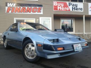 1984 Nissan 300zx Datsun / Nissan 5 Speed Digital Dash T - Tops Loaded photo