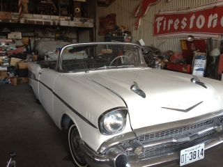 1957 Chevy Convertible,  Convertible,  Chevy,  Belair,  Corvette,  1932 Ford,  Classic photo