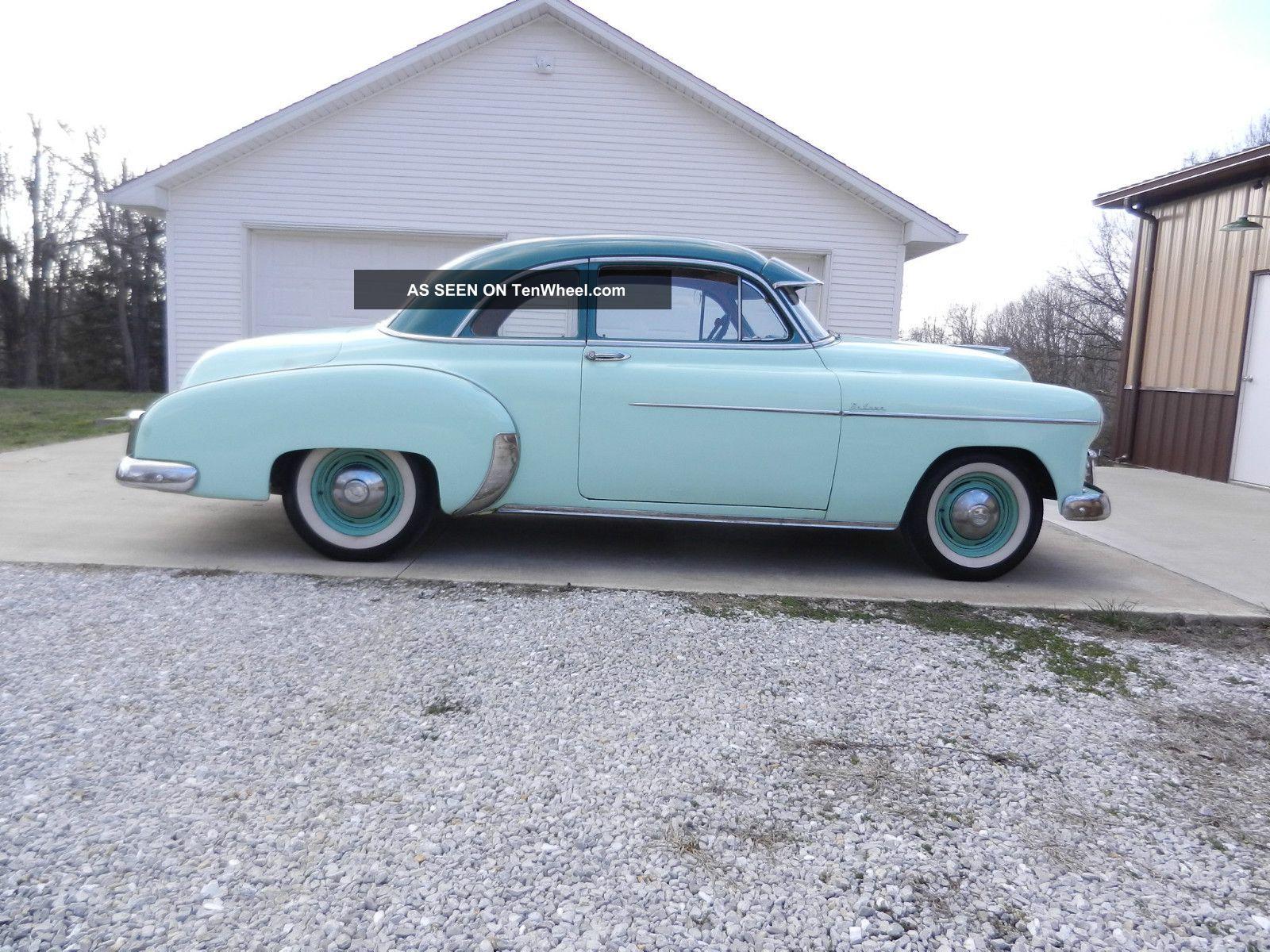 Streamingadzcom 1950 chevrolet 2 door coupe for sale for 1950 chevrolet 2 door hardtop