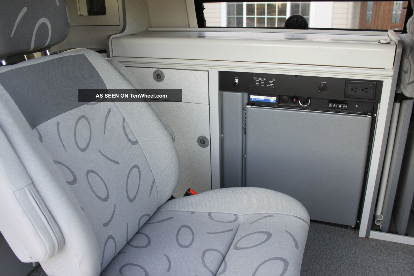 Amazing In Fact, The Era Offers A Removable Wardrobe That Can Substitute For The Companion Chair Behind The Drivers Seat  Bar Covers And Rocker Panel Trim The Era Joins Winnebago Industries Other Sprinterbased Motorhomes, The Class C