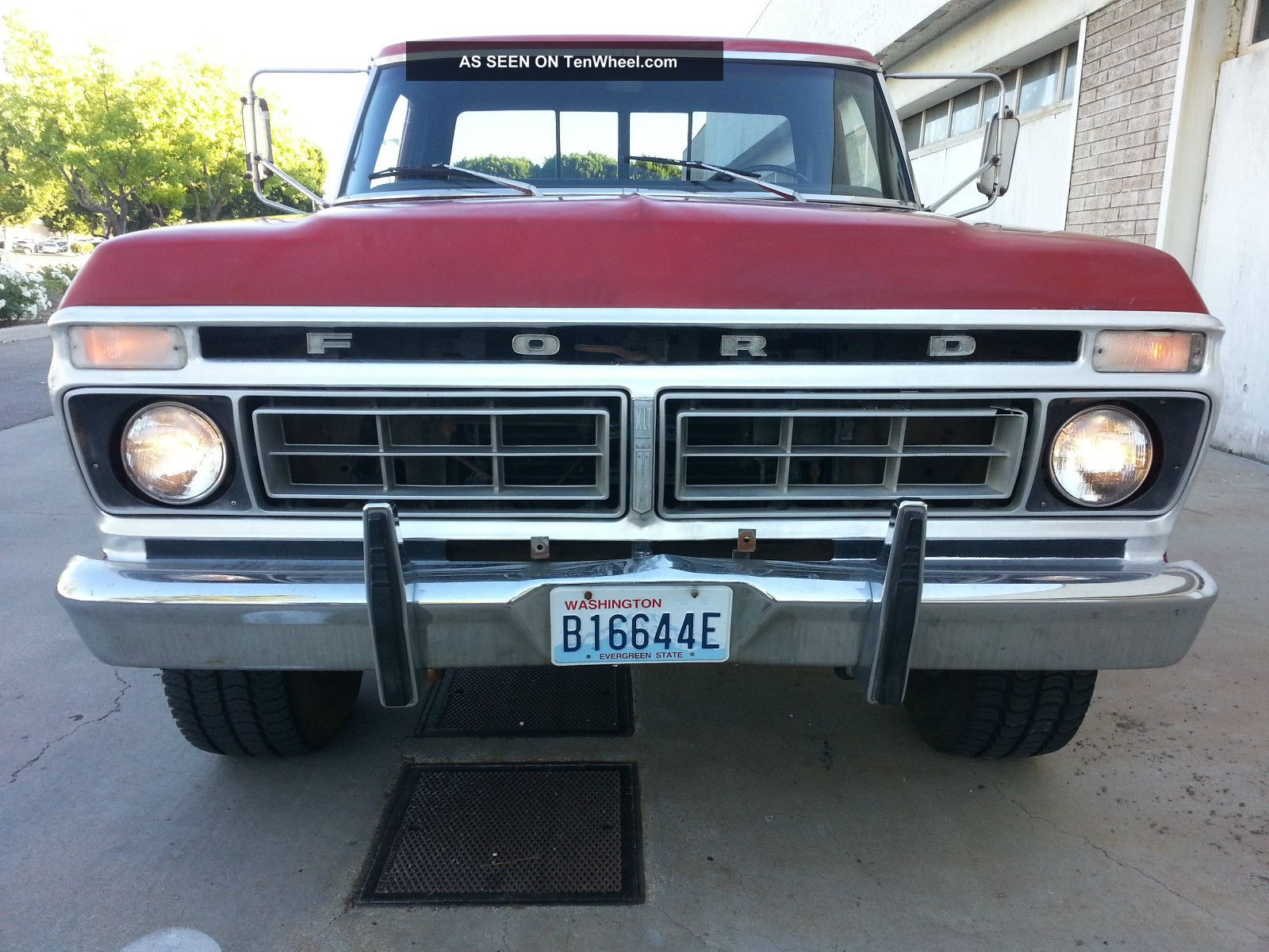 1976 Ford F250 2wd