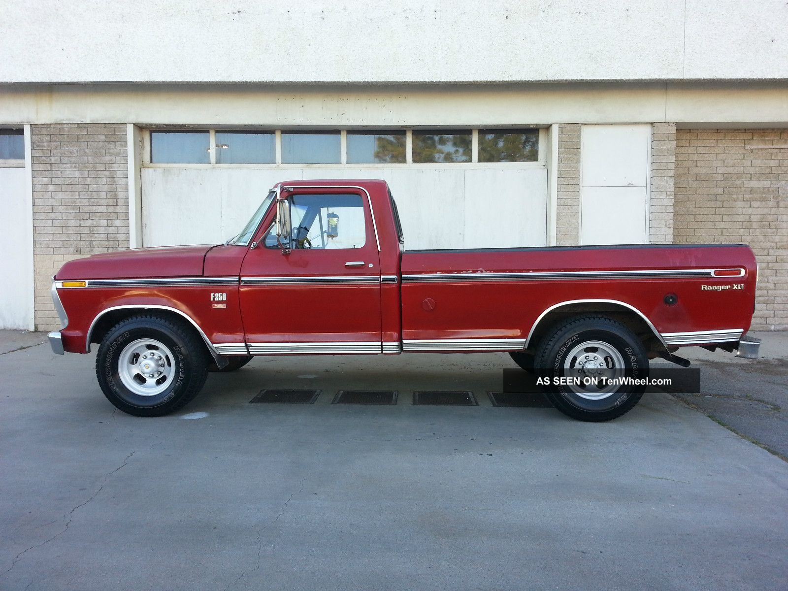 1976 Ford F250 Ranger Xlt 2wd 460 V8 Long Bed Automatic 76 F 250 1970 Highboy 4x4