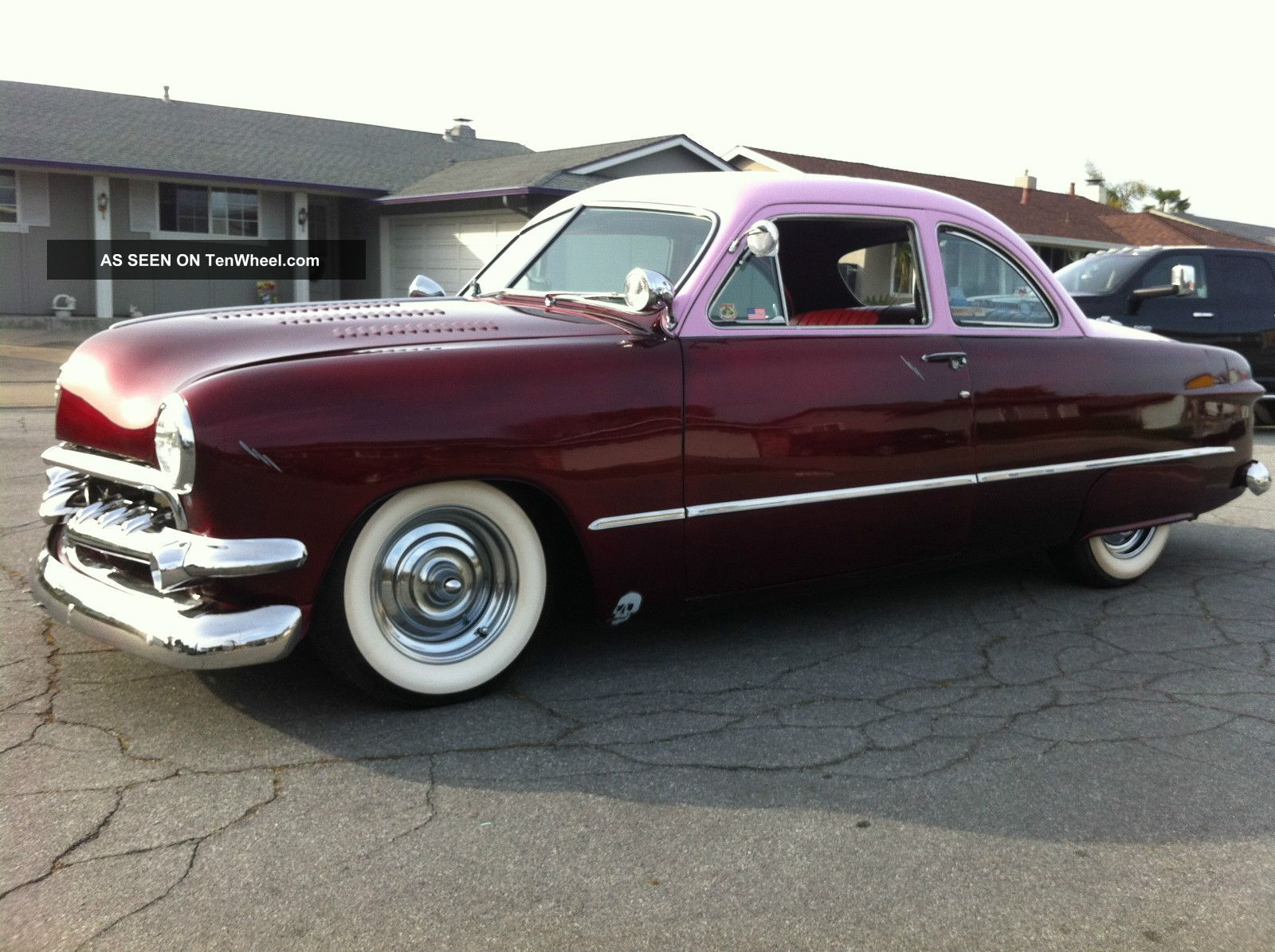 1949 Ford Shoebox Custom Coupe 127 Pictures And A Video Other photo