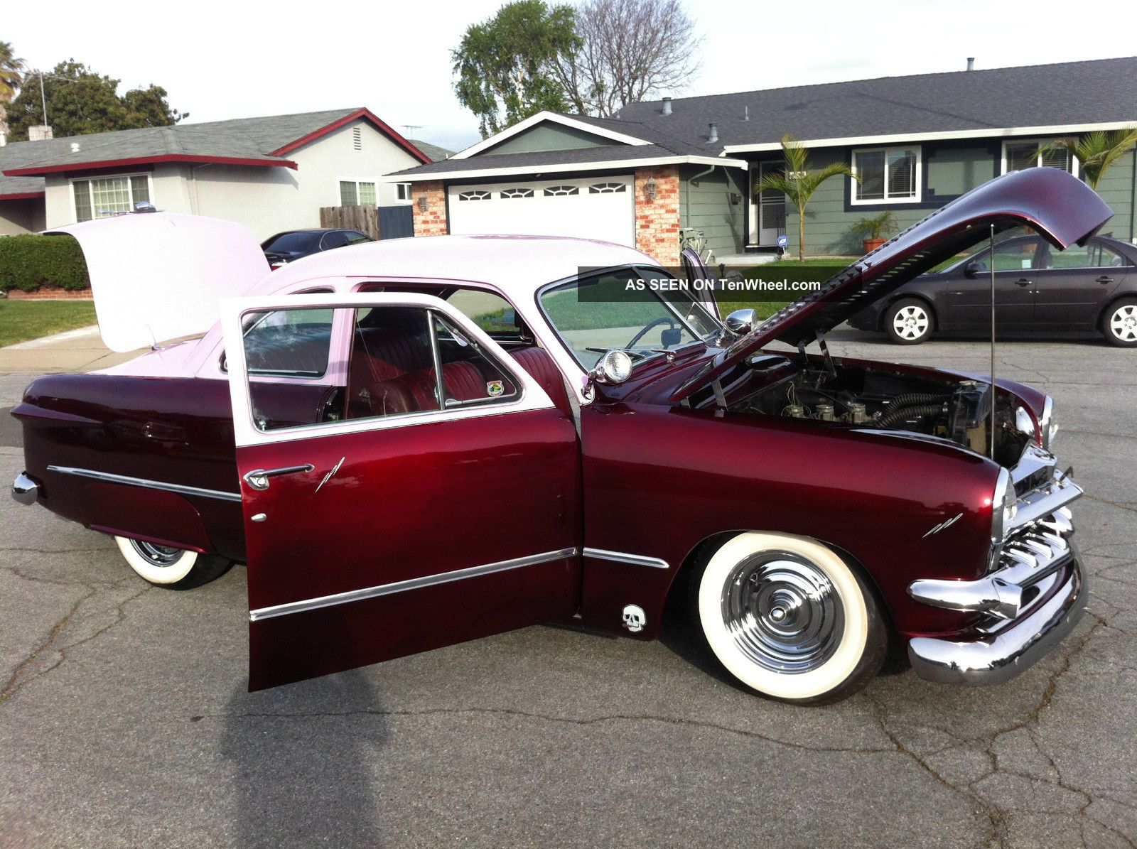 1949 Ford Shoebox Custom Coupe 127 Pictures And A Video Other photo 2