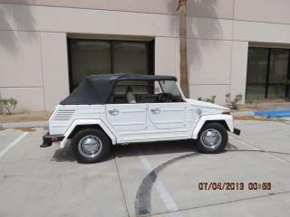 1972 Volkswagen Thing photo