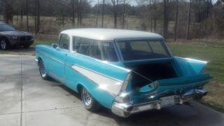 1957 Chevy Nomad photo