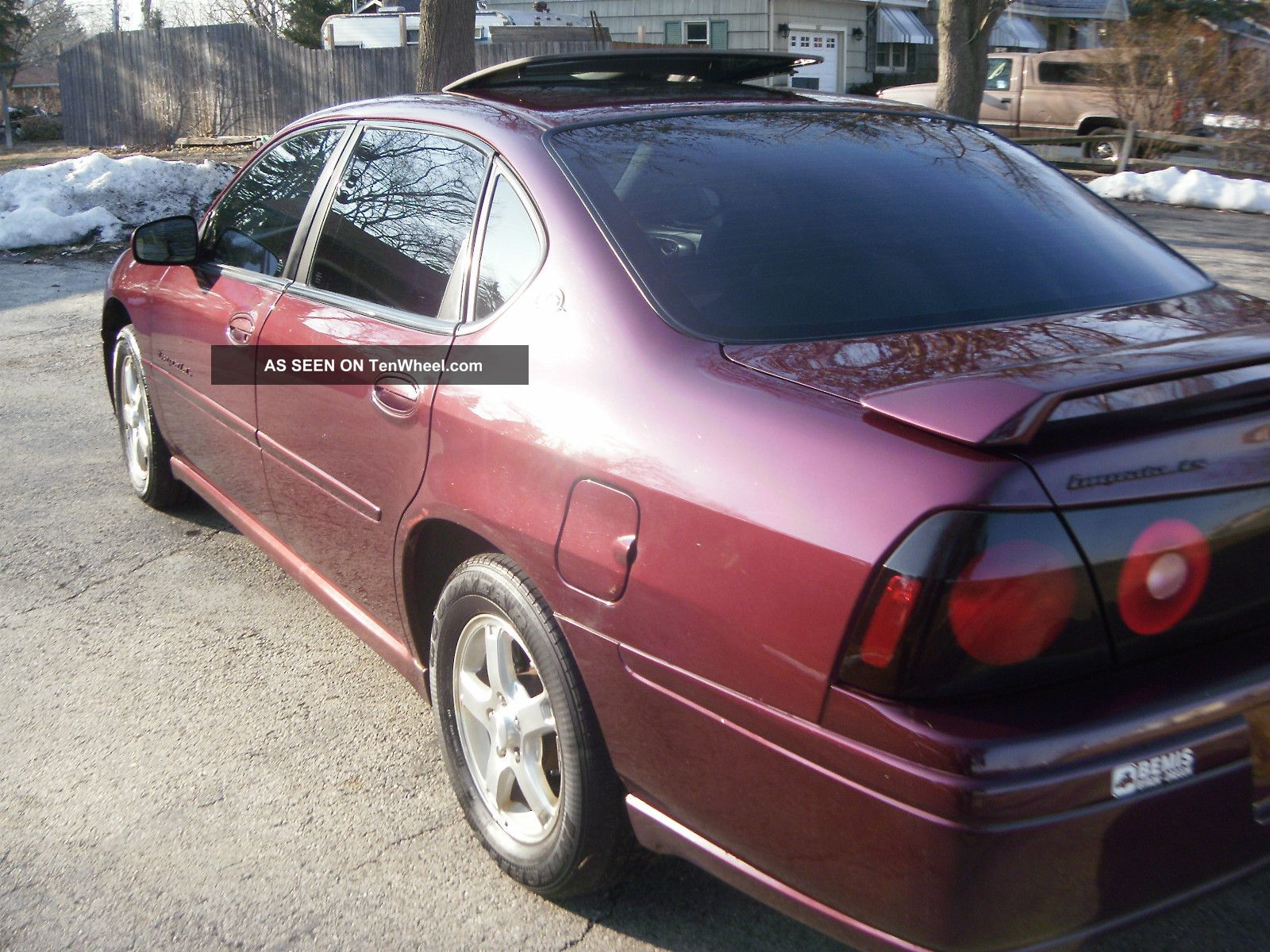 2004 Chevrolet Impala Ls Everyday Driver Loaded