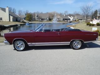 1966 Ford Fairlane 500xl Convertible Will Take Cash & Trade Awesome Condition photo