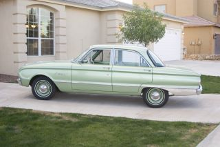 1962 Ford Falcon Green Paint photo
