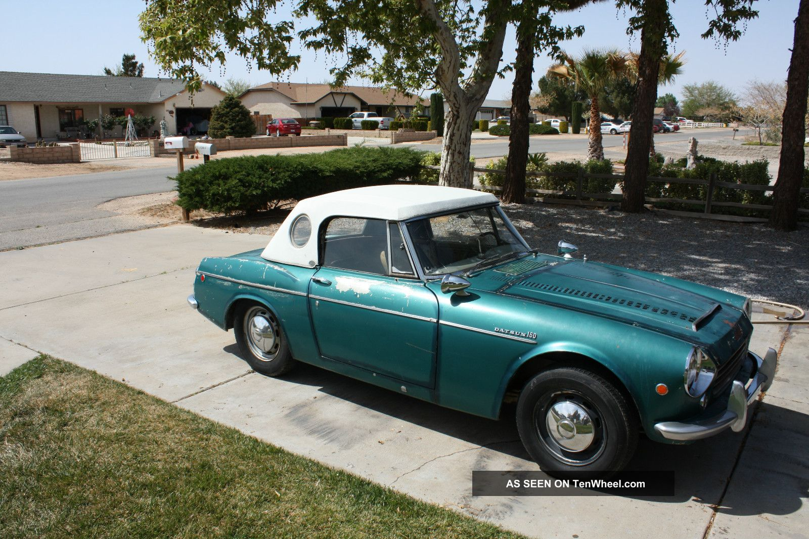 1966 Datsun Roadster 1600.  Short Window,  Fairlady,  Project,  Fair, Other photo