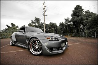 Supercharged 2004 Honda S2000 Widebody Show Car photo