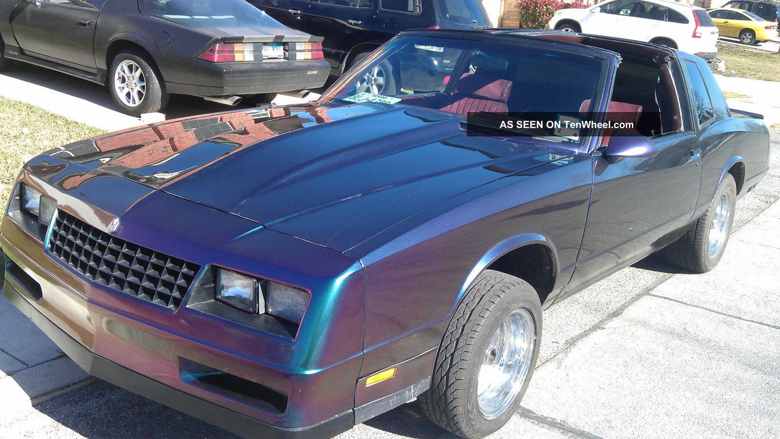 383 Monte Carlo Ss | Autos Post