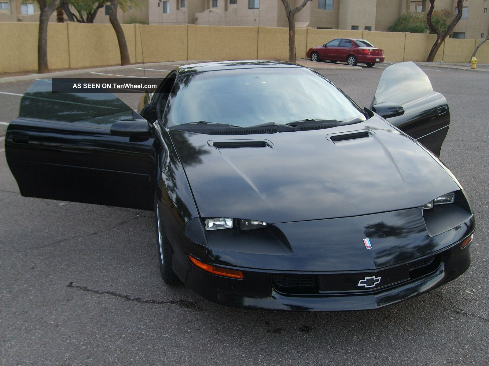 1997 Chevrolet Camaro Z28 1le 1 Of 45 Built In 1997 Very Nr Camaro photo