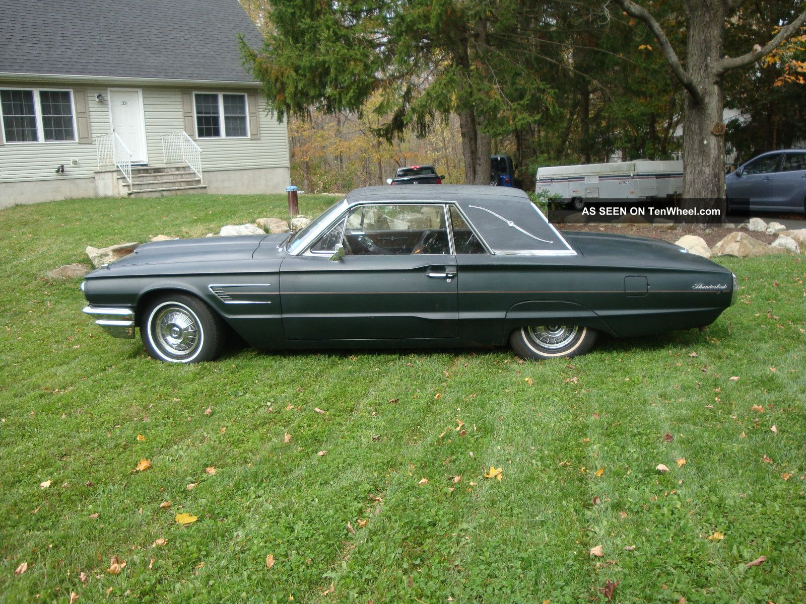1965 ford thunderbird landau. Cars Review. Best American Auto & Cars Review