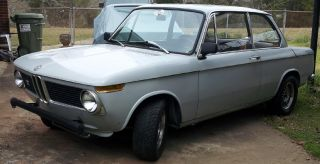 1967 Bmw 1600 - 2,  Drivable,  Exc Resto Opp,  Pro Refurb Custom 6
