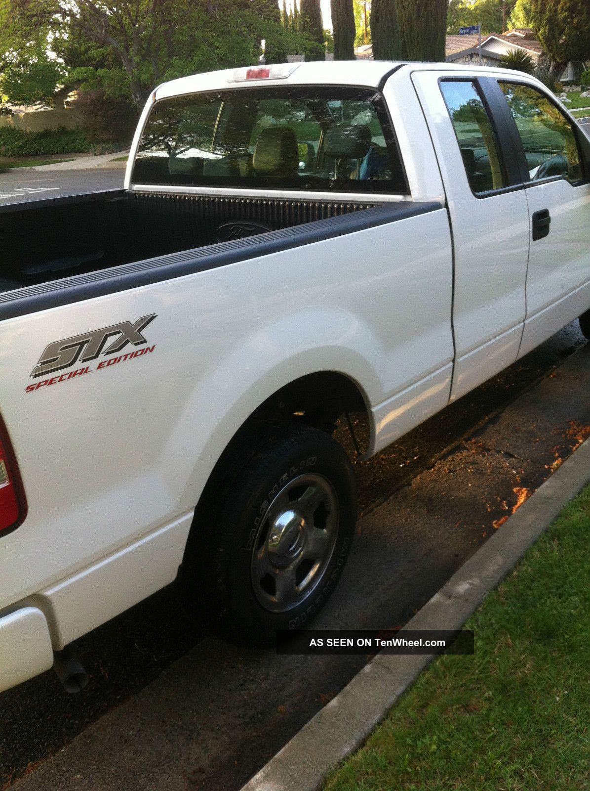 2007 Ford F150 Stx 5 4l 4 Door Extended Cab Pickup 6 1