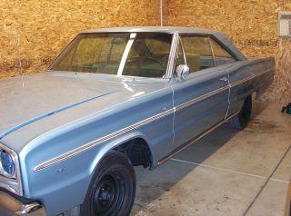 1966 Dodge Coronet 440,  Two Door Hardtop Factory 4speed Car photo