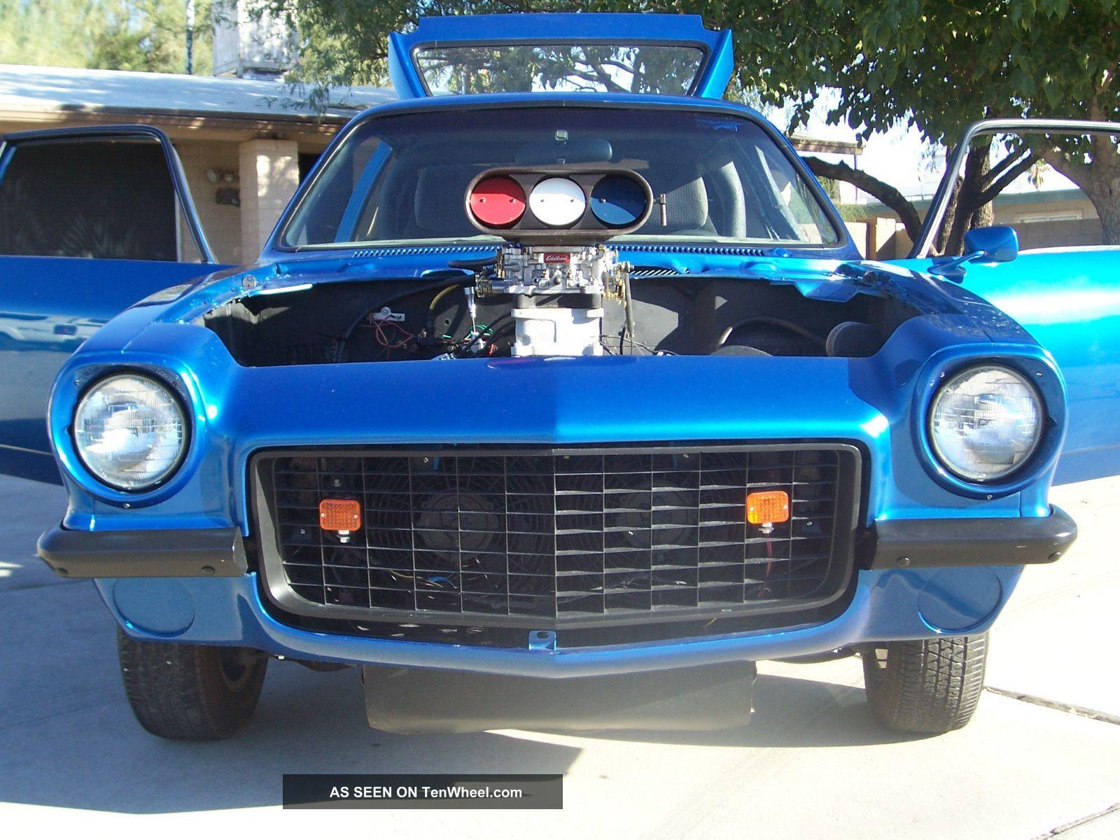 1971 Chevrolet V - 8 Vega Station Wagon Other photo