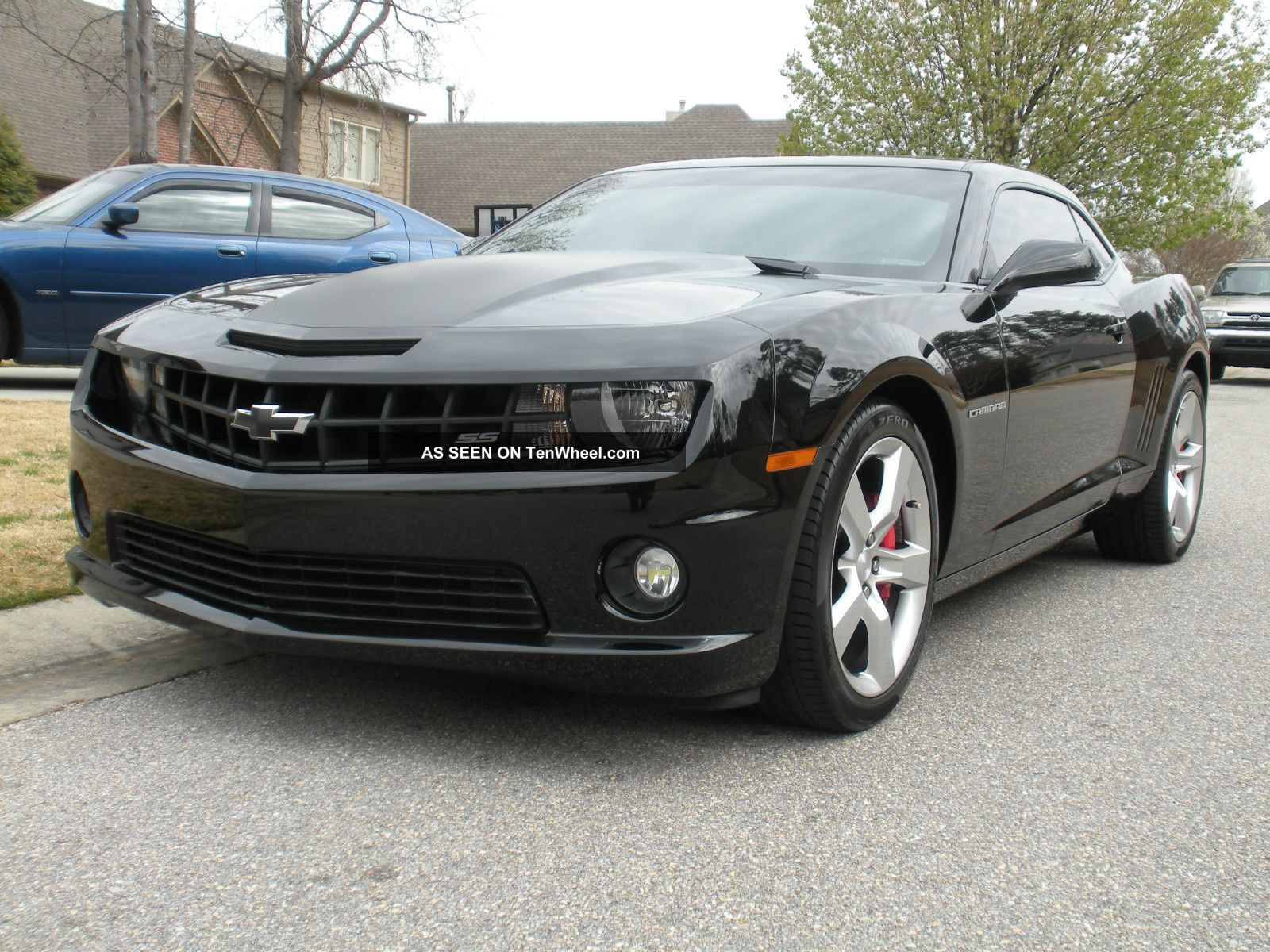 2012 chevrolet camaro ss coupe 1ss 6 speed manual trans. Black Bedroom Furniture Sets. Home Design Ideas