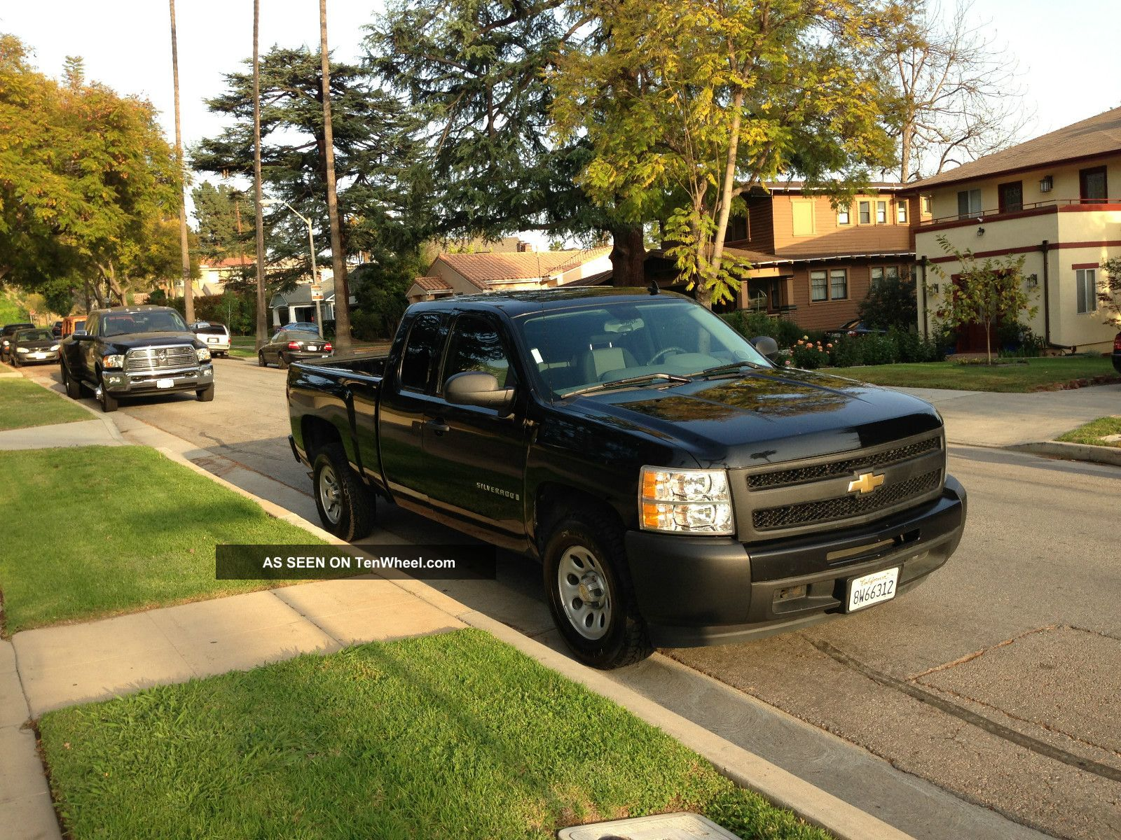 2009 chevrolet silverado 1500 wt extended cab pickup 4 door 4 3l. Black Bedroom Furniture Sets. Home Design Ideas