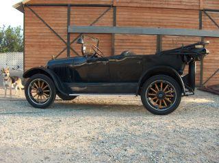 1922 Buick Model 35 Touring Phaeton Convertible photo