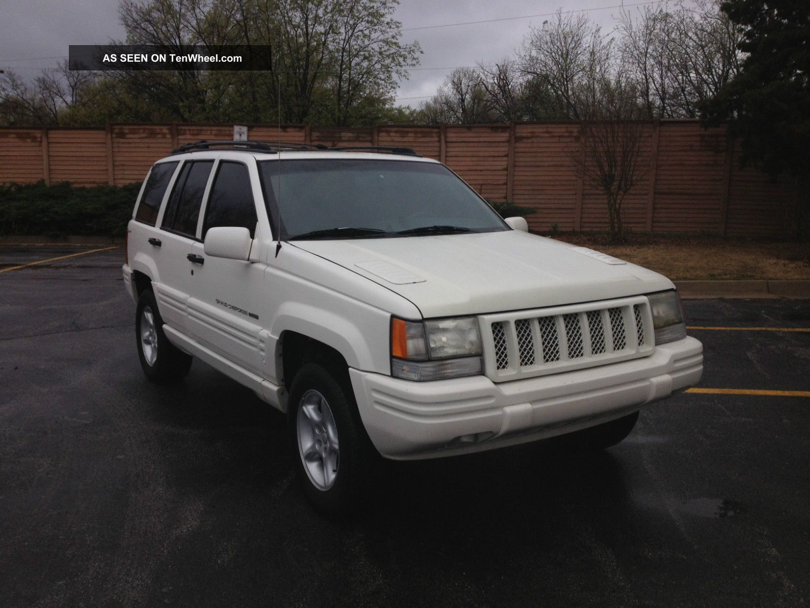 1998 jeep grand cherokee 5 9 limited gallery