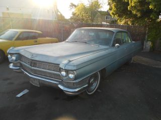 1964 Cadillac Deville 4 Doors Automatic photo