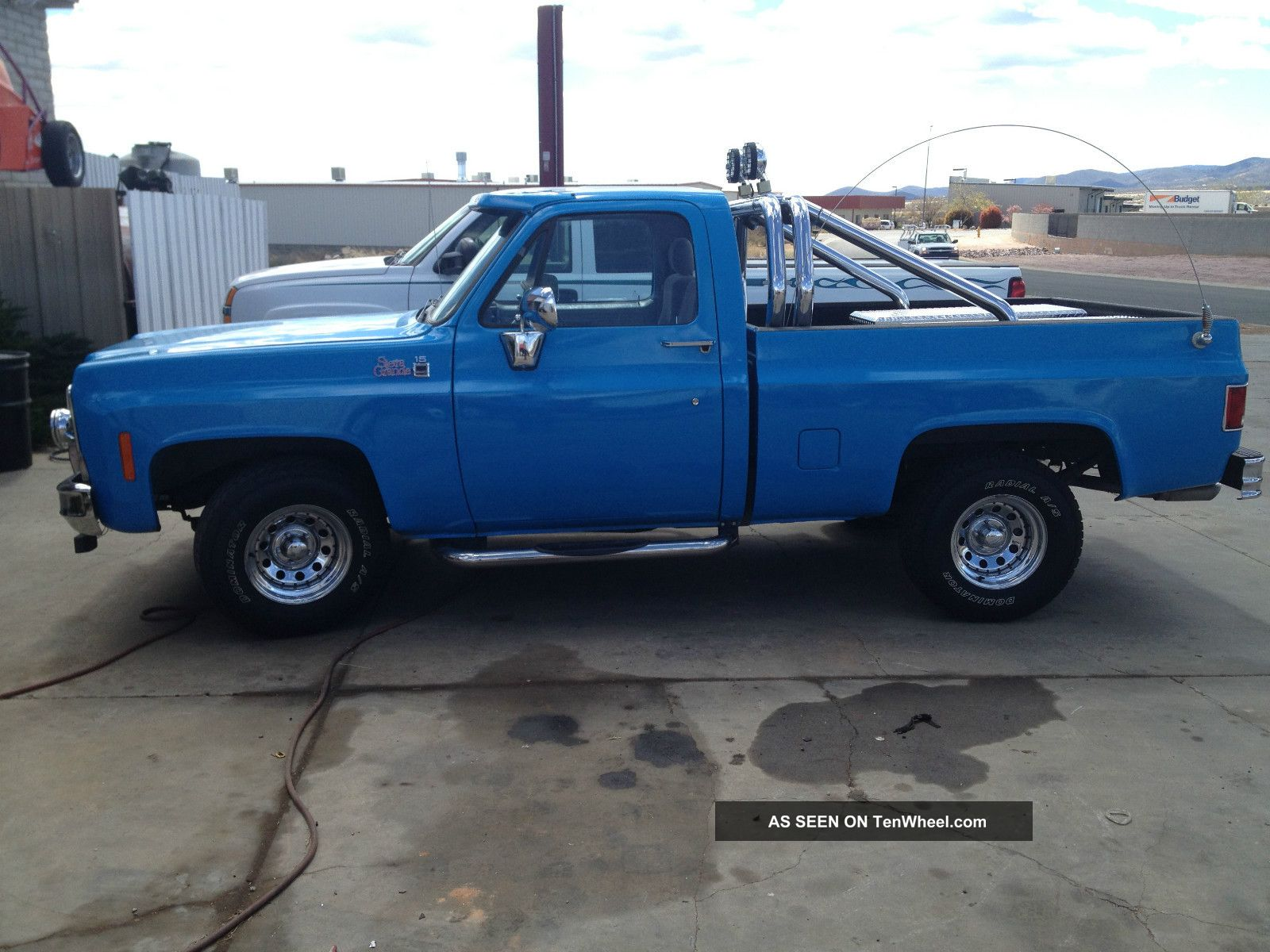 1980 Chevy Shortbed Pickup