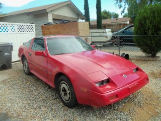 1986 Nissan 300zx 2 - Door 3.  0l photo