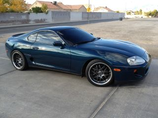 1994 Toyota Supra Twin Turbo Hatchback 2 - Door 3.  0l photo