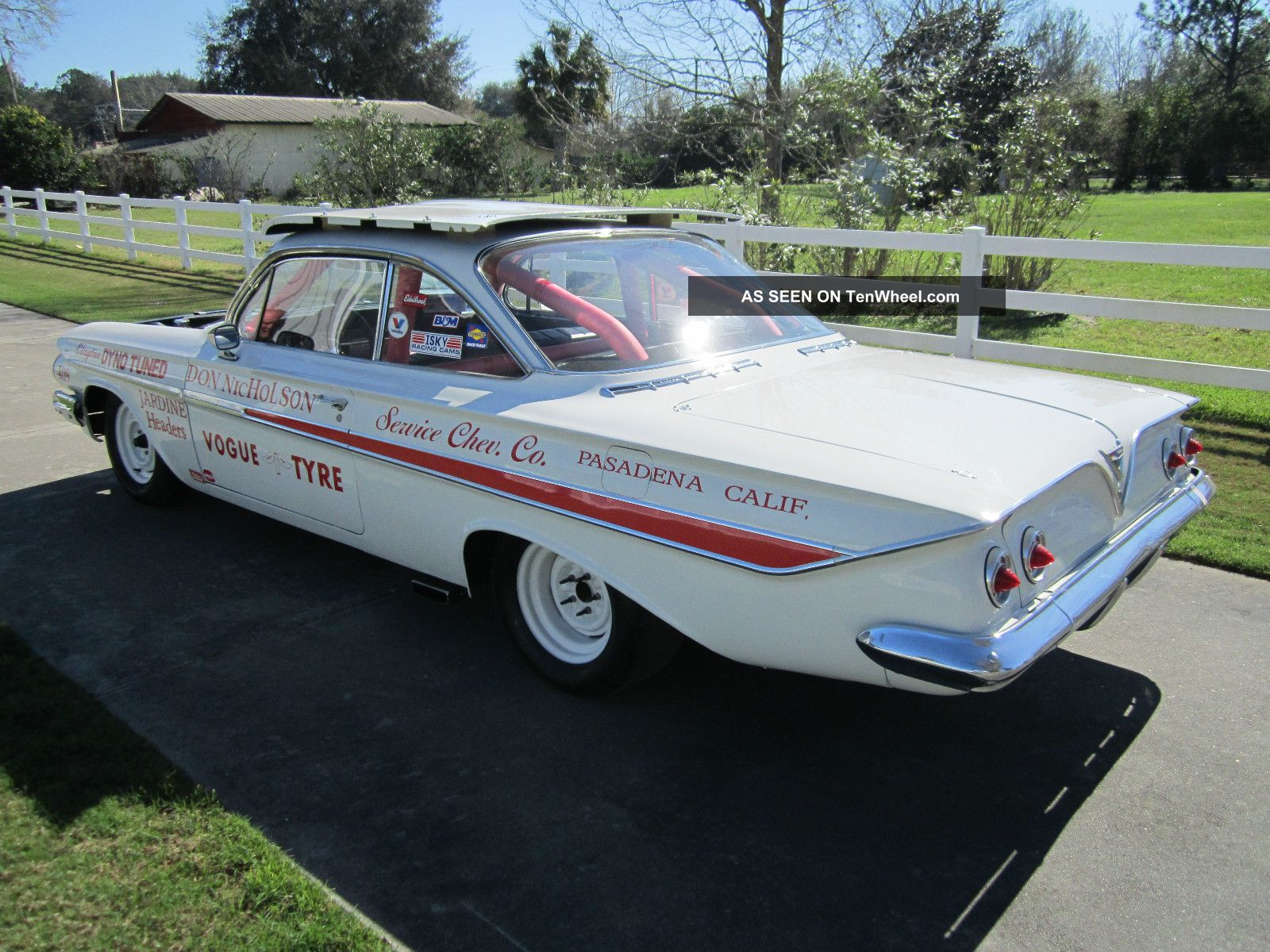 1961 Chevrolet Impala 409 Convertible For Sale Hemmings | Autos Post