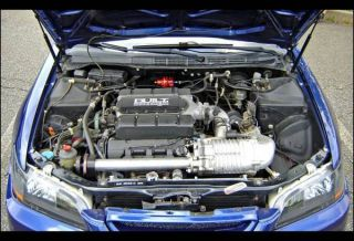 Accord Ex Coupe 2 - Door 1999 Accord Coupe 3.  5l 6speed Supercharged Westchester Ny photo