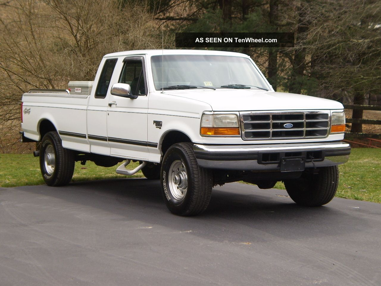 7.3 Powerstroke Specs >> 1997 Ford F250 Extended Cab Pickup
