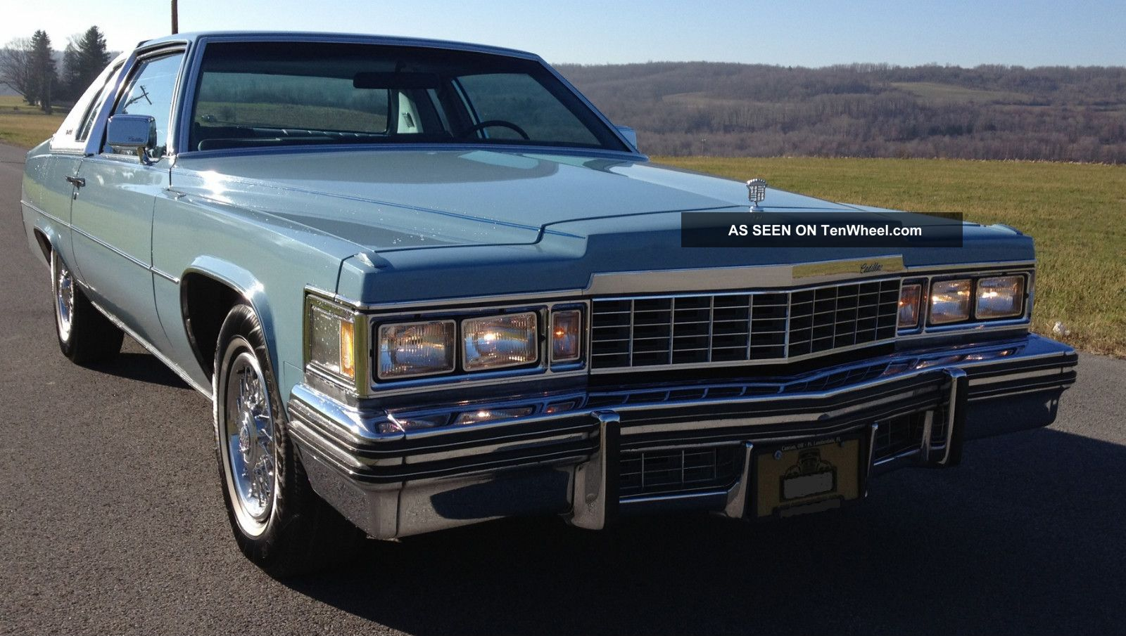 1977 Coupe Deville DeVille photo