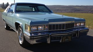 1977 Coupe Deville photo