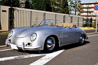 1957 Porsche 356 Speedster Intermeccanica photo