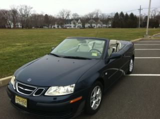 2006 Saab 9 - 3 2.  0t Convertible 2 - Door 2.  0l photo