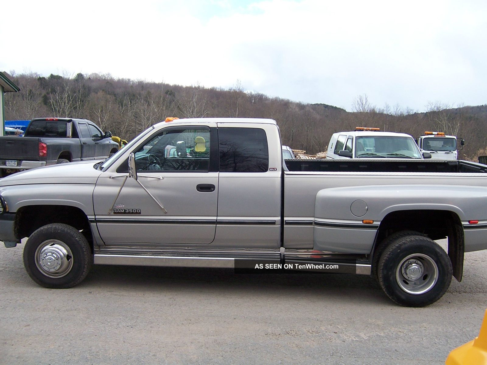 1997 dodge ram 3500 cummins diesel dually ram 3500 photo. Black Bedroom Furniture Sets. Home Design Ideas