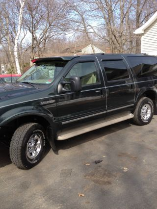 2003 Ford Excursion Limited Rare Find photo