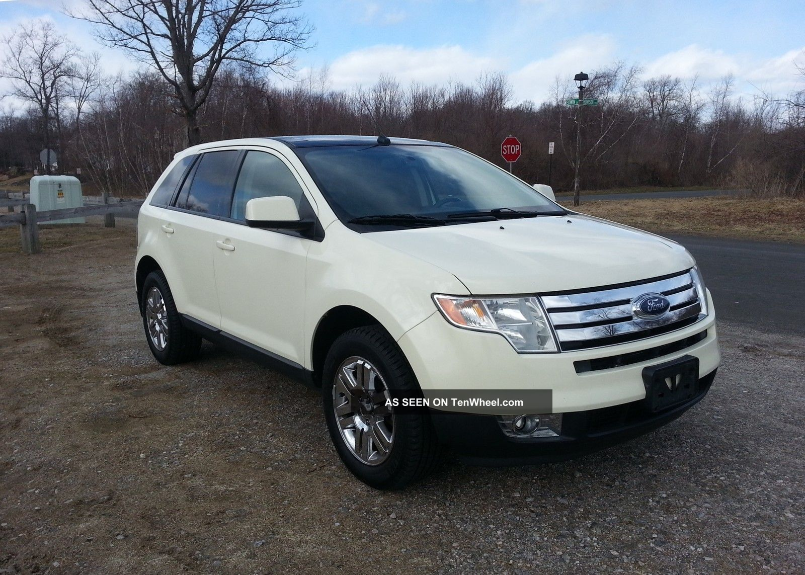 2007 Ford Edge Sel Plus Awd Edge photo
