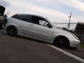 2003 Turbo Ford Focus photo