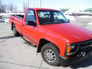 1993 Chevy Cheyenne Pickup 80k Mileage Garaged photo