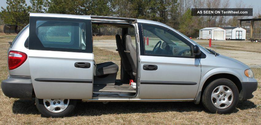 2003 Dodge Grand Caravan Grand Caravan photo