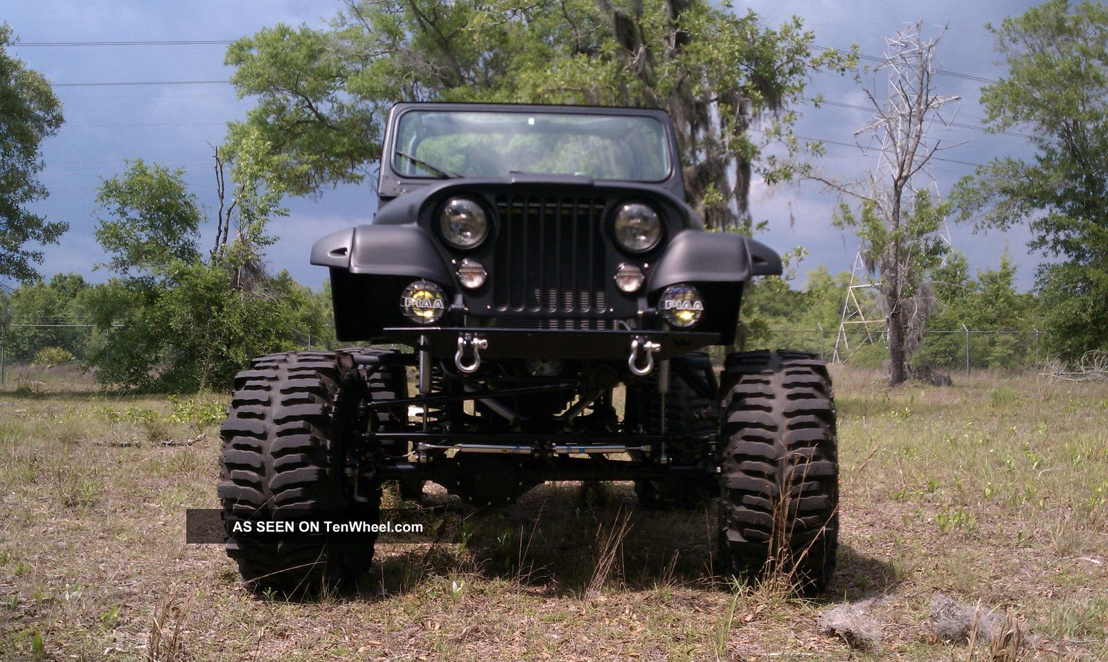 Images of Jeep 4x4 Off Road