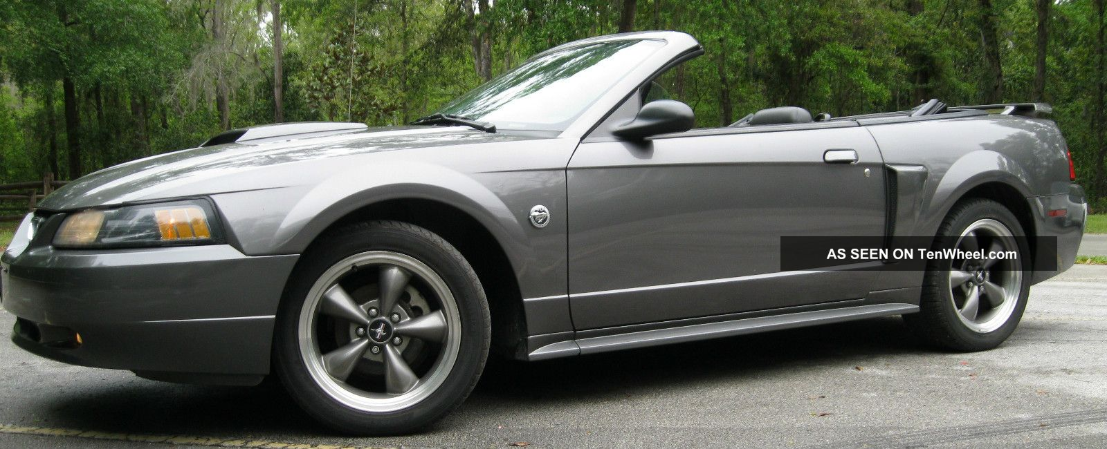 2004 ford mustang gt convertible 2 door 4 6l. Black Bedroom Furniture Sets. Home Design Ideas