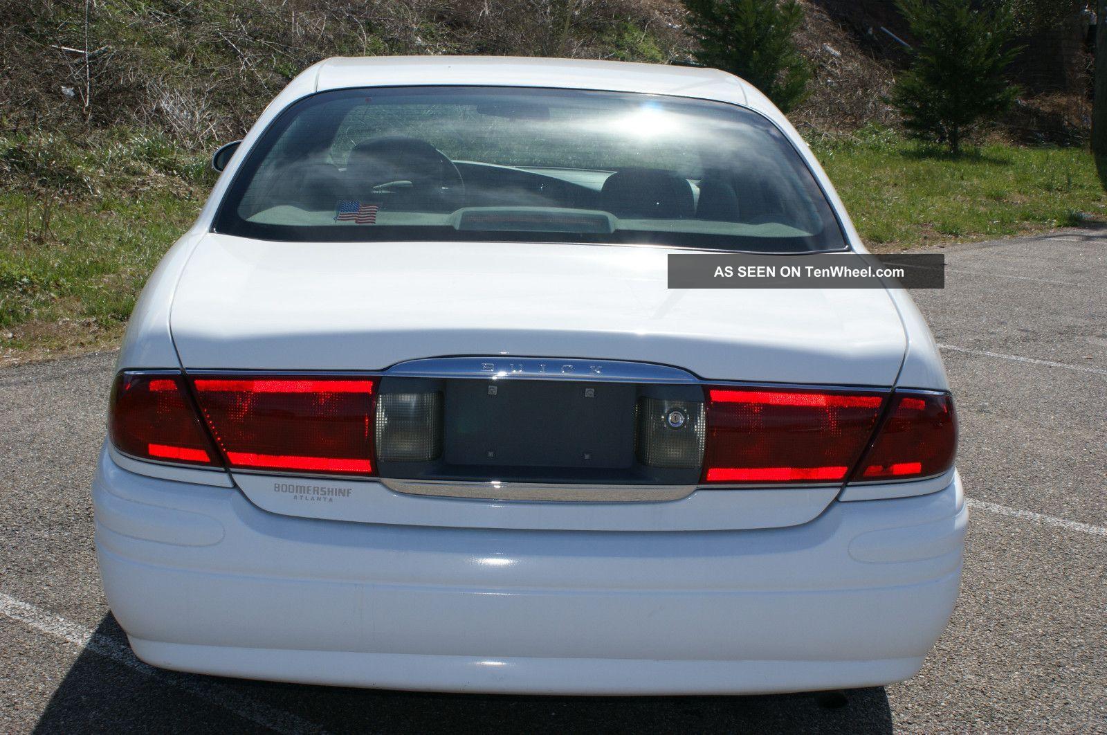 2000 Buick Lesabre Custom Sedan 4 - Door 3.  8l LeSabre photo