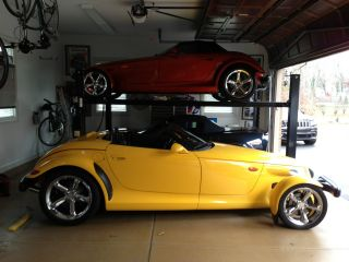 2002 Chrysler Plymouth Prowler Base Convertible 3.  5l photo