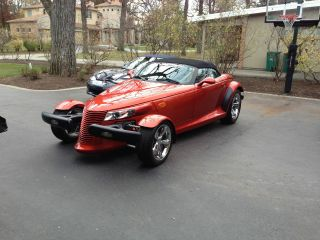 2001 Plymouth Prowler Base Convertible 2 - Door 3.  5l photo