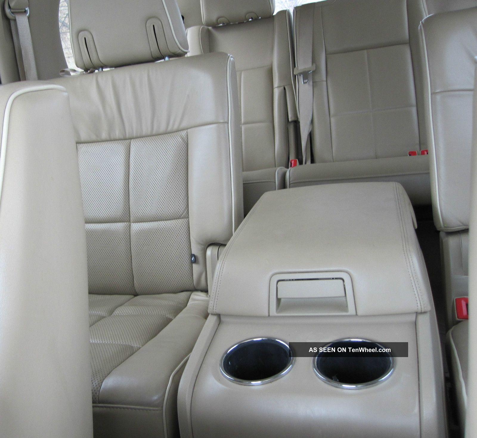 2007 Lincoln Navigator L Ultimate Sport Utility 4 Door 5 4l