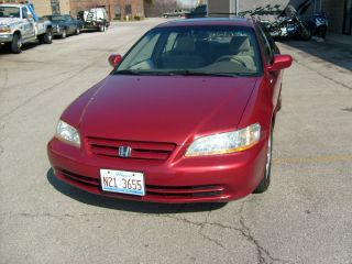 2002 Honda Accord Se Limited photo